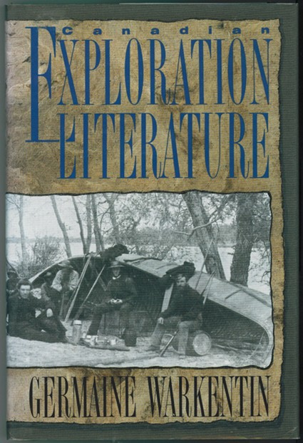 Image for Canadian Exploration Literature;  An Anthology