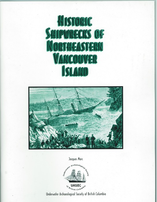 Image for Historic Shipwrecks of Northeastern Vancouver Island