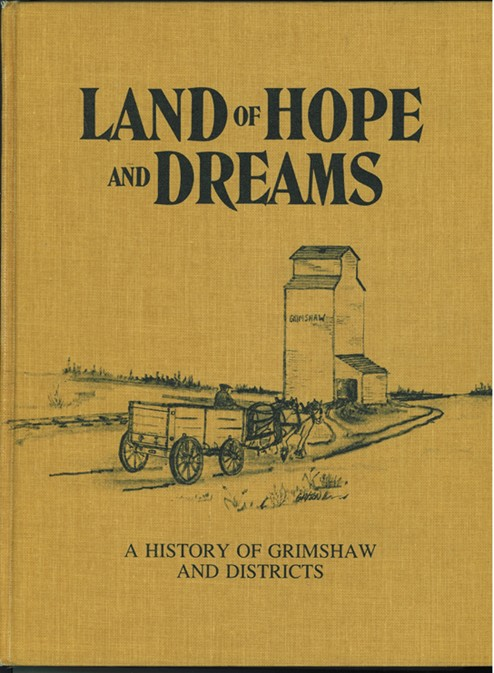 Image for Land of Hope and Dreams  A History of Grimshaw and Districts