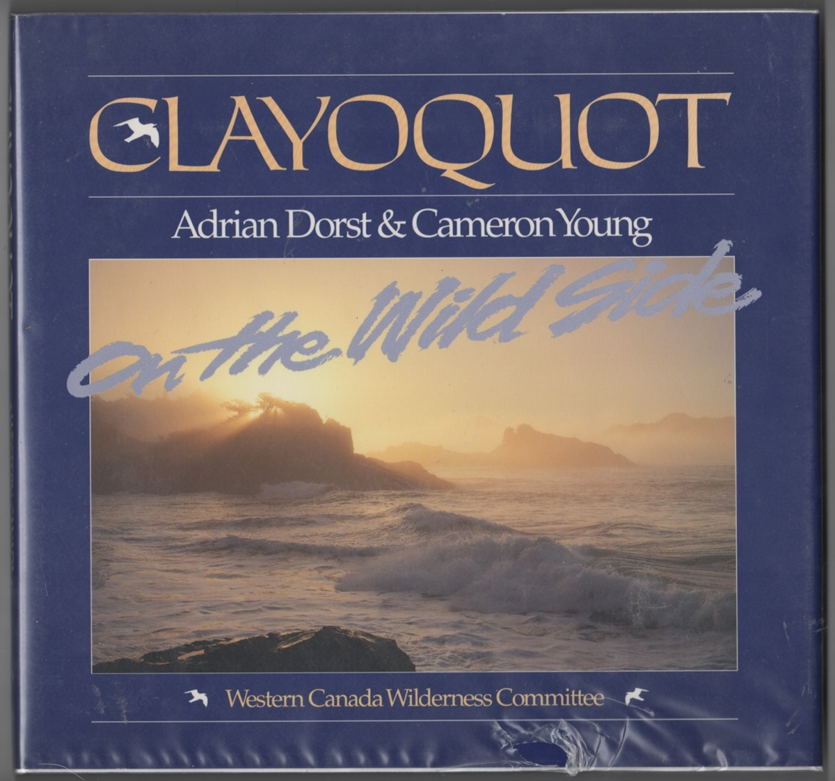 Image for Clayoquot;  On the Wild Side
