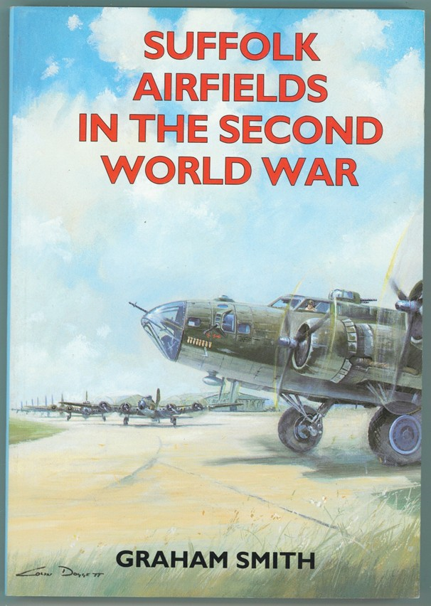 Image for Suffolk Airfields in the Second World War