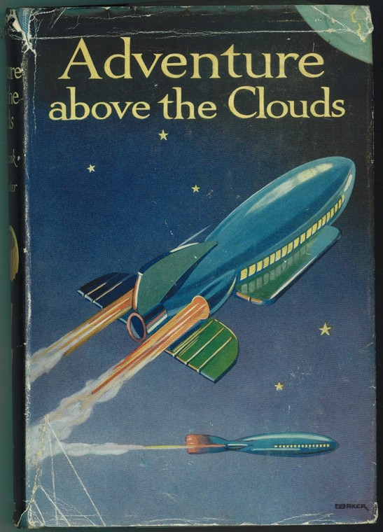 Image for ADVENTURE ABOVE THE CLOUDS