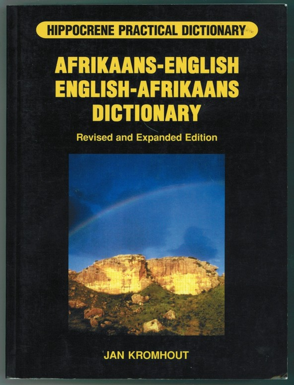 Image for Afrikaans-English/English-Afrikaans Dictionary