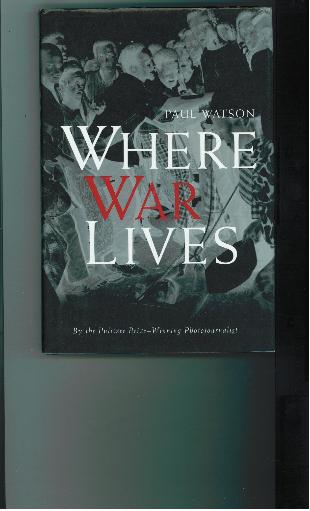 Image for Where War Lives