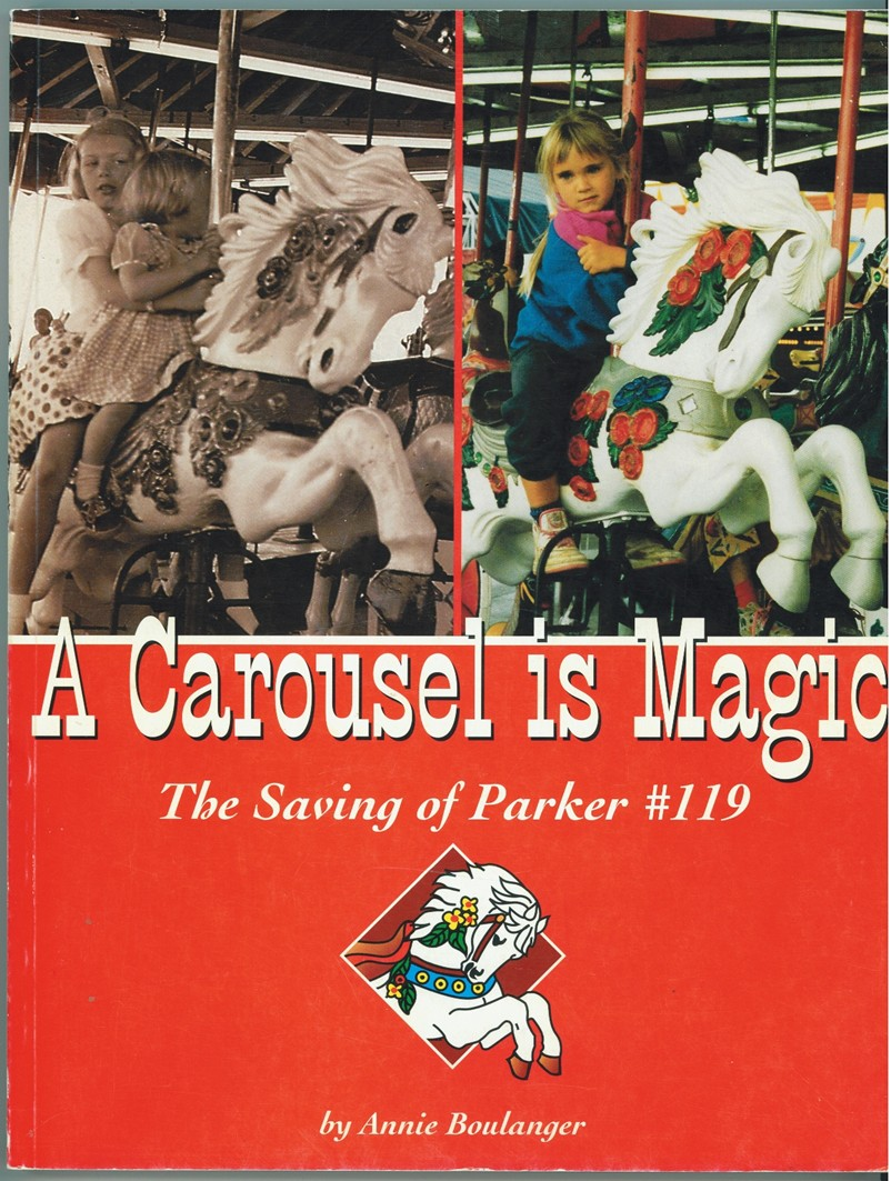Image for A Carousel Is Magic   The Saving of Parker #119