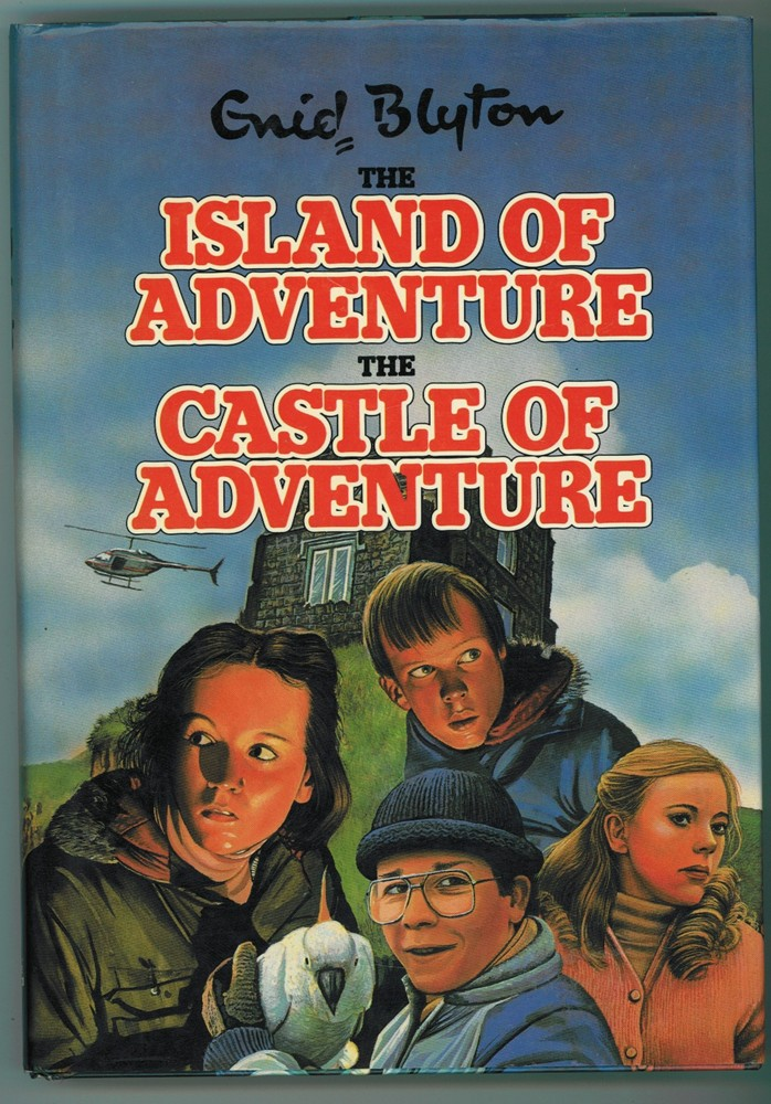 Image for THE ISLAND OF ADVENTURE/ THE CASTLE OF ADVENTURE