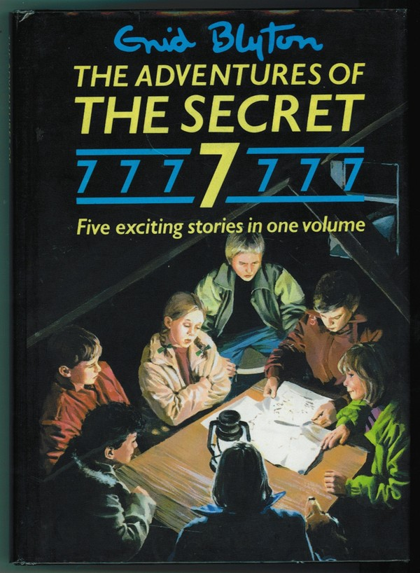 Image for Adventures of the Secret Seven