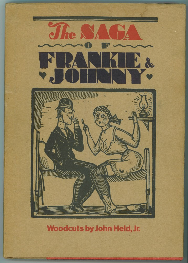 Image for The Saga of Frankie and Johnny