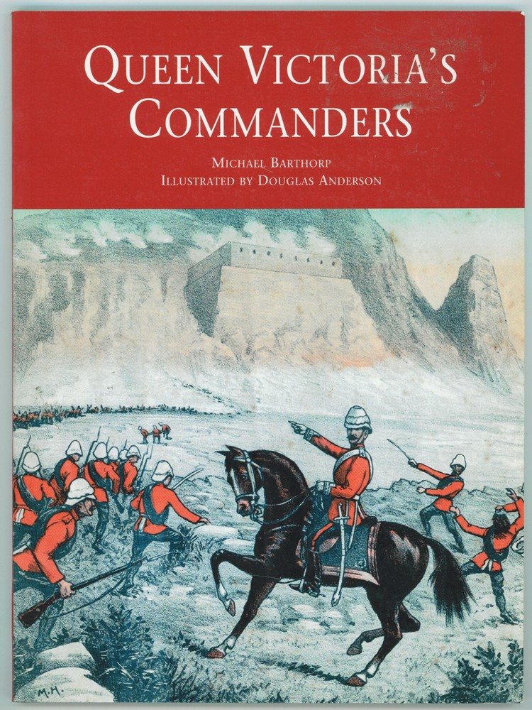 Image for Queen Victoria's Commanders