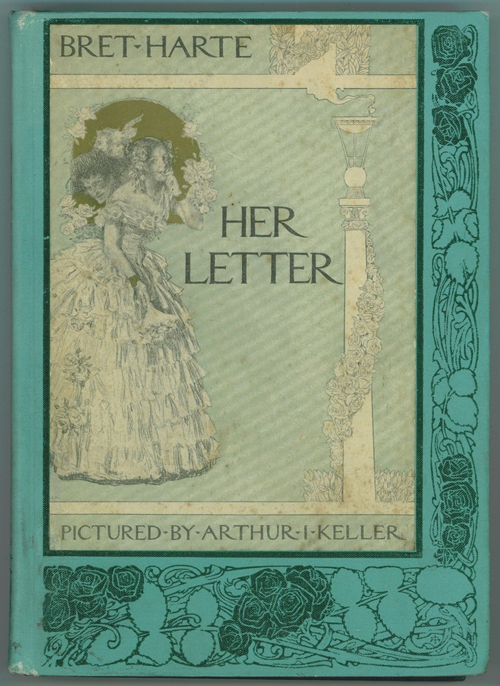 Image for Her Letter : His Answer & Her Last Letter