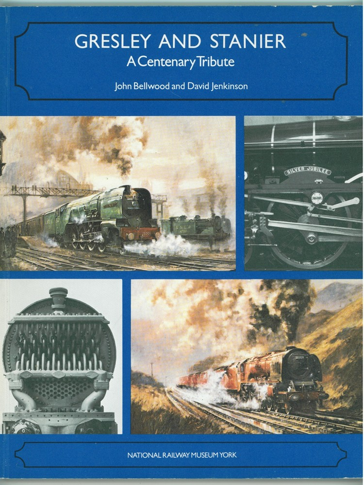 Image for Gresley and Stanier  A Centenary Tribute