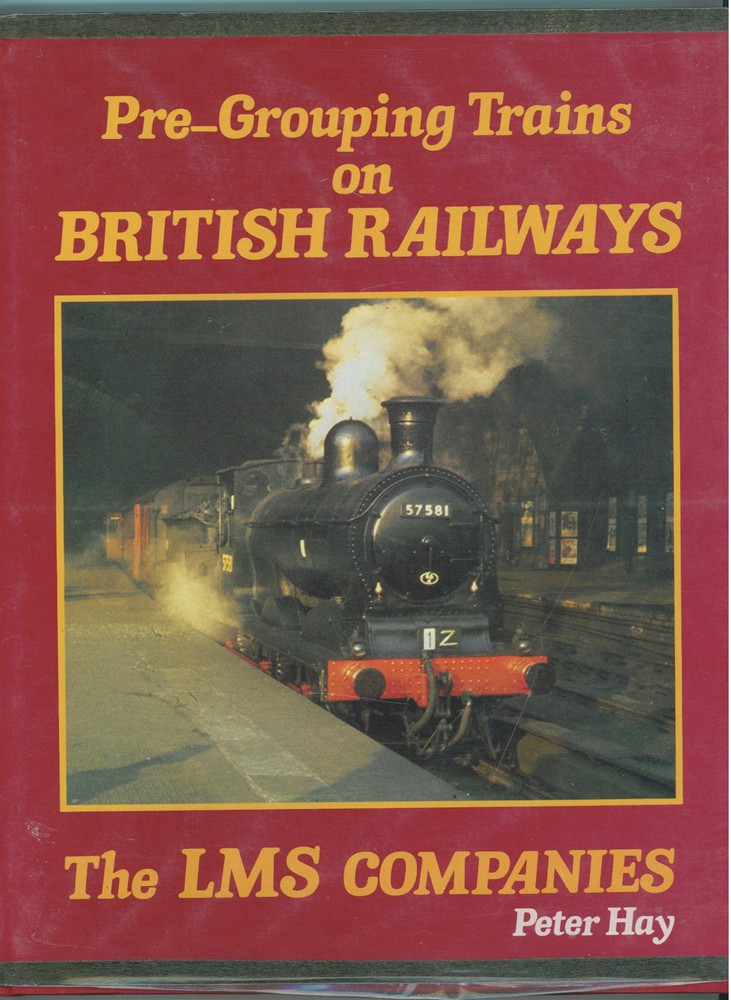 Image for Pre-grouping Trains on British Rail  L.M.S.Companies