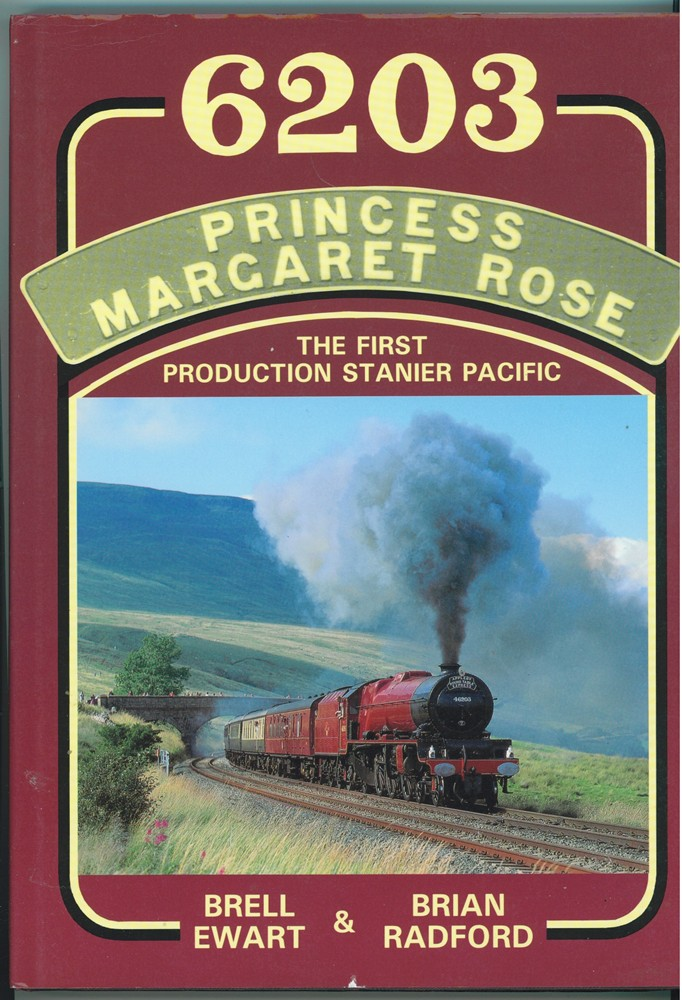 Image for 6203 Princess Margaret Rose  The First Production Stanier Pacific
