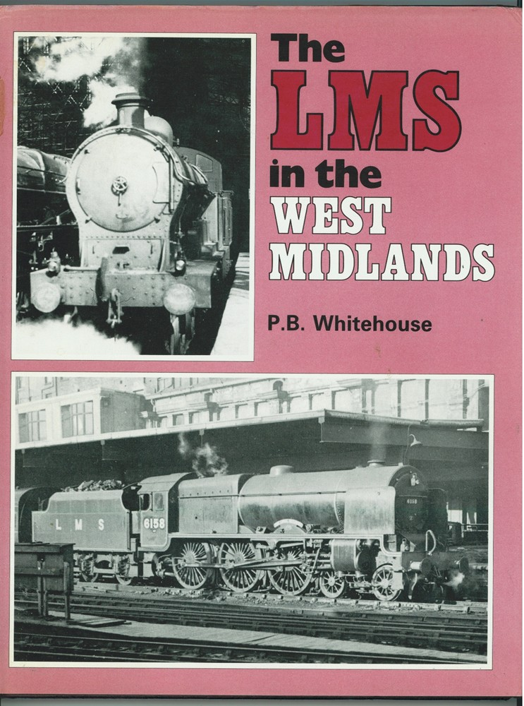 Image for The LMS in the West Midlands