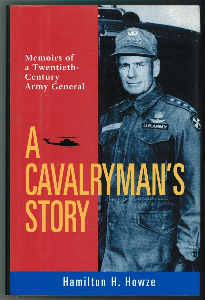Image for CAVALRYMANS STORY ; Memoirs of a Twentieth Century Army General