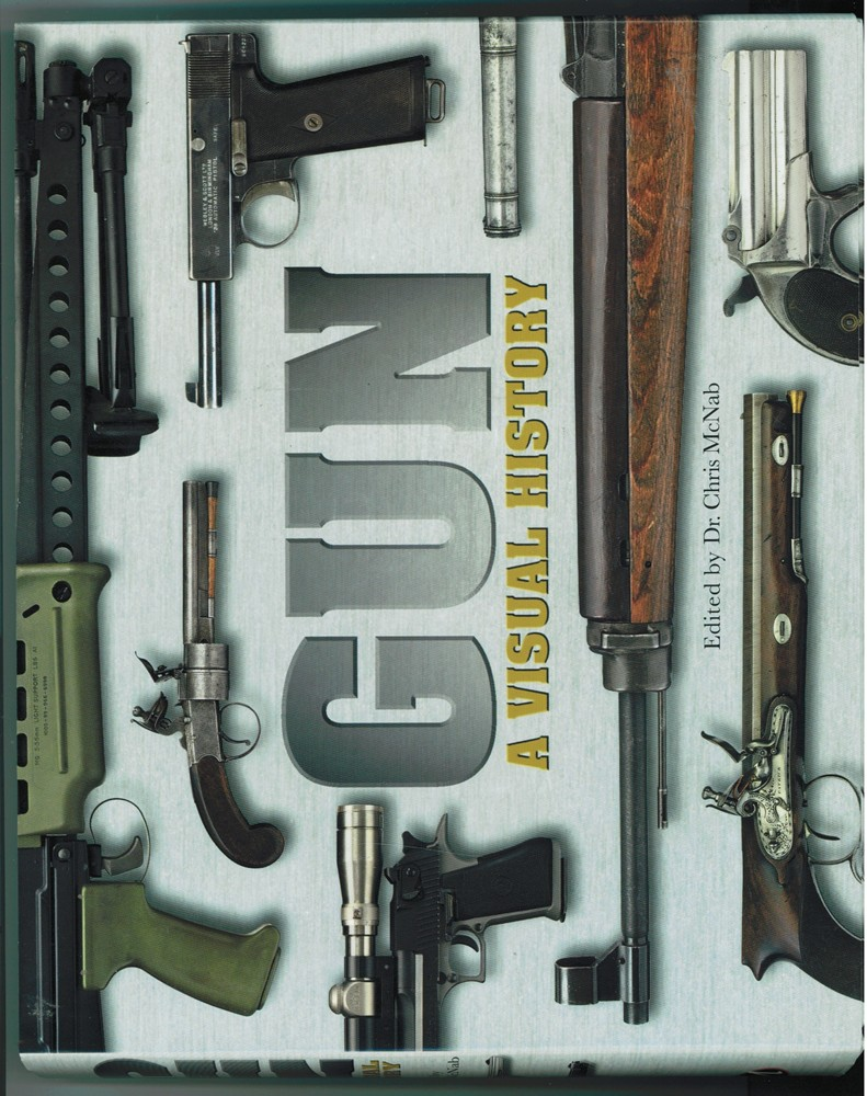 Image for Gun  A Visual History