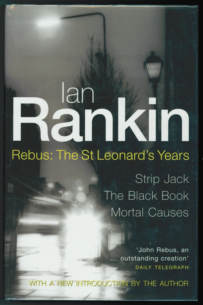 Image for Rebus:   The St. Leonard's Years (Strip Jack/ The Black Book/ Mortal Causes)