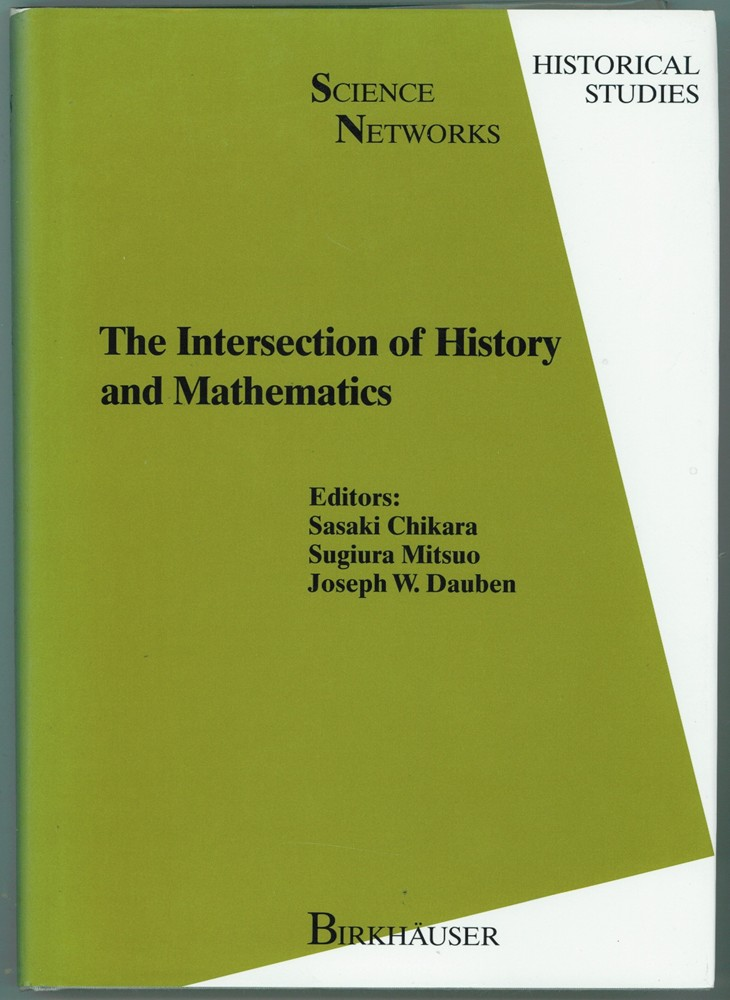 Image for The Intersection of History and Mathematics
