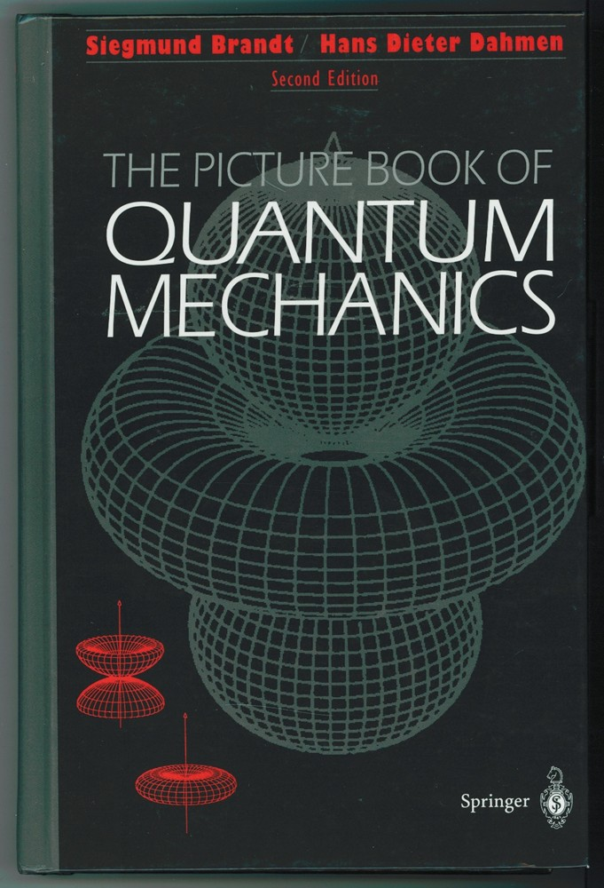 Image for The Picture Book of Quantum Mechanics
