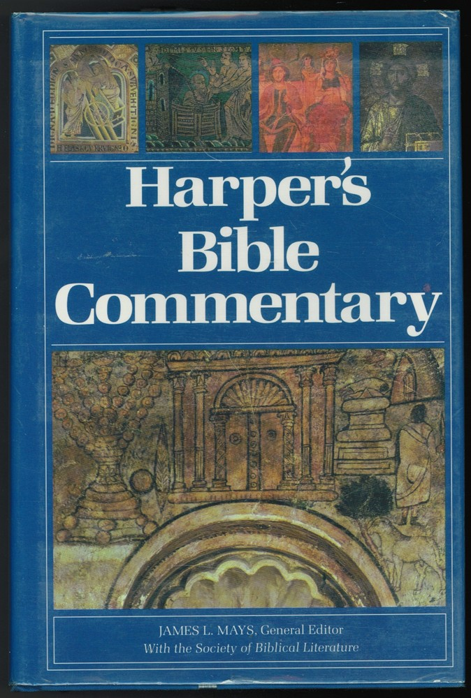 Image for Harper's Bible Commentary