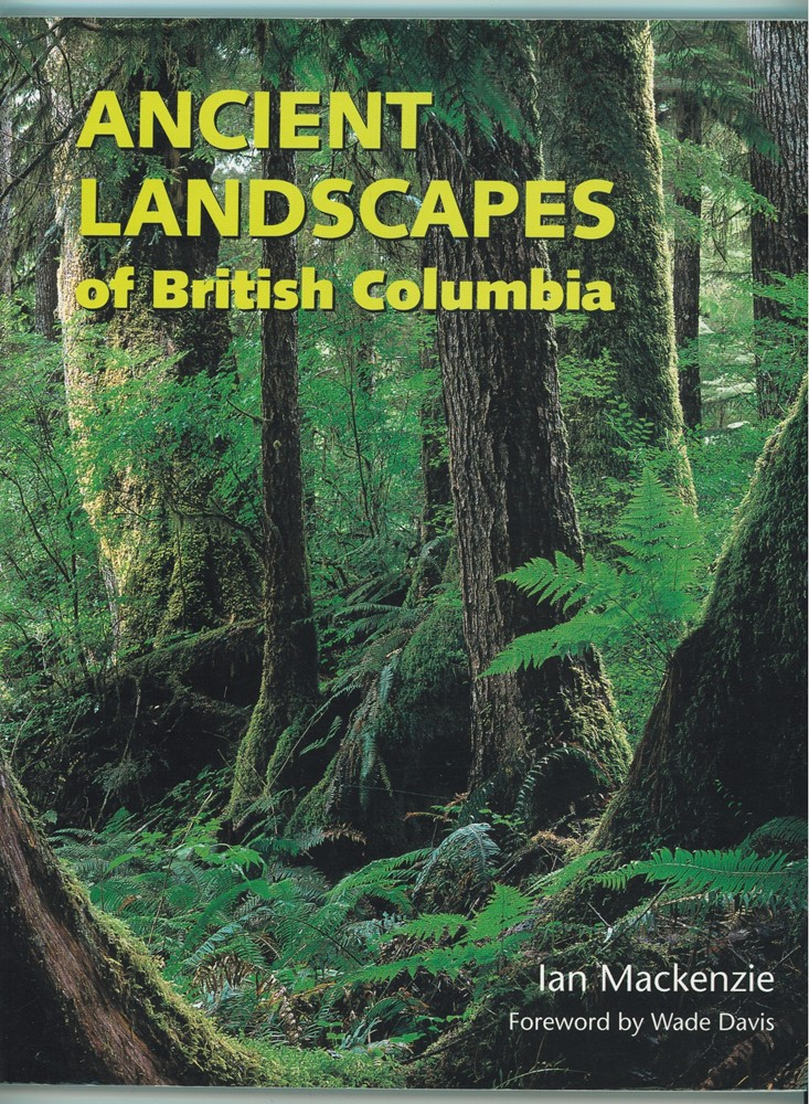 Image for Ancient Landscapes of British Columbia