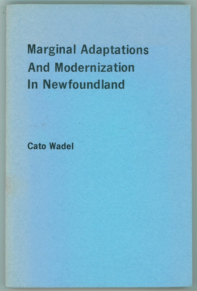 Image for Marginal Adaptations and Modernization in Newfoundland