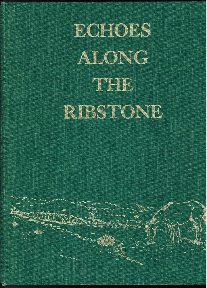 Image for Echoes Along the Ribstone