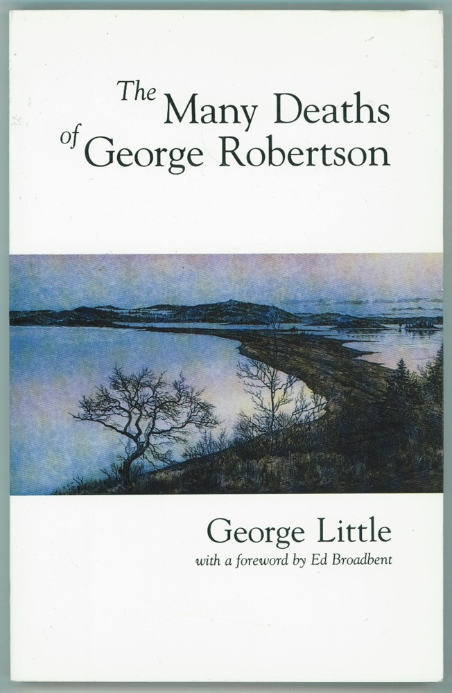 Image for The Many Deaths of George Robertson