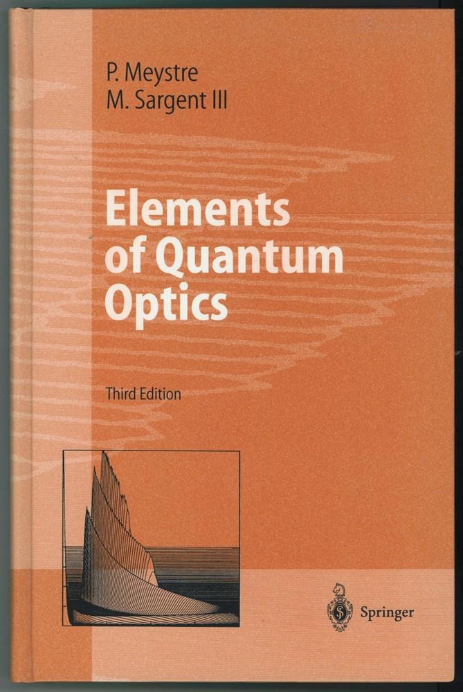 Image for Elements of Quantum Optics