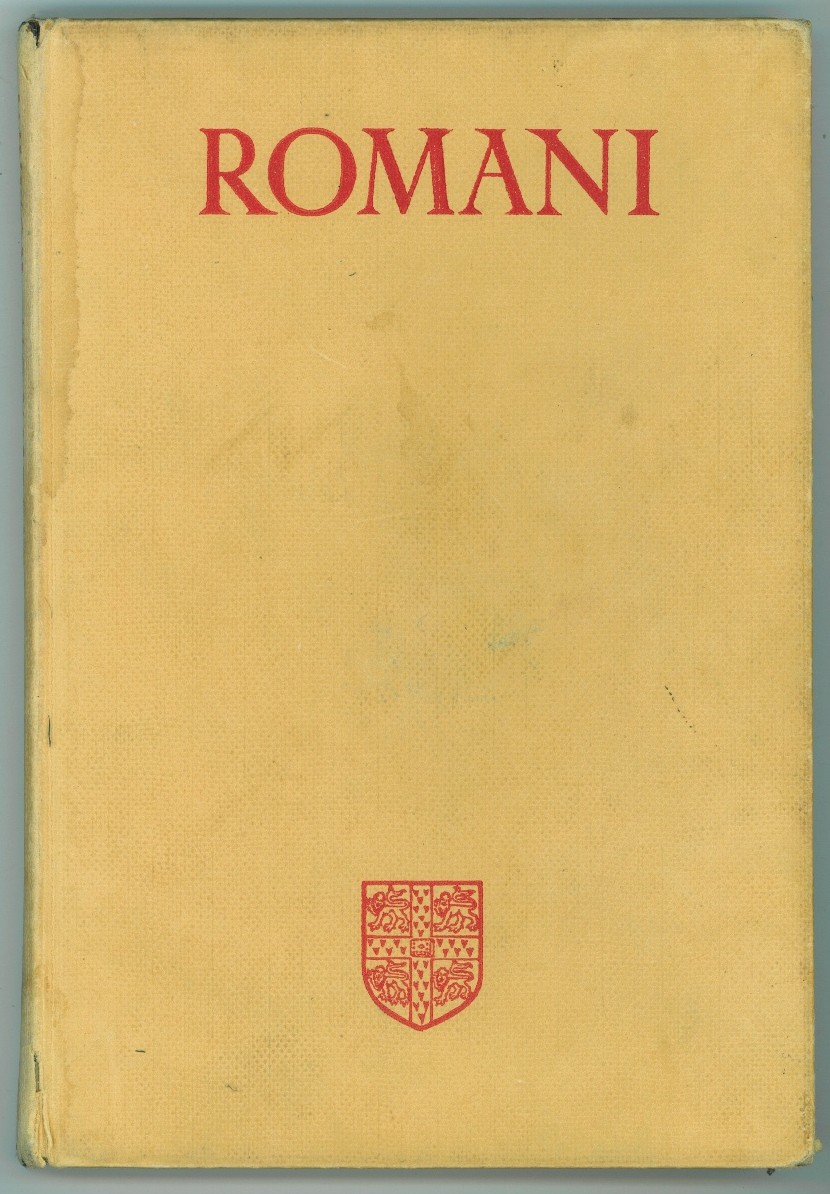 Image for Romani  A Reader for the Third Stage of Latin