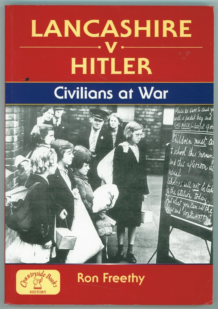 Image for Lancashire v Hitler;  Civilians at War