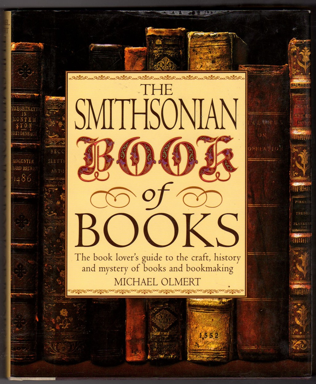 Image for The Smithsonian Book of Books