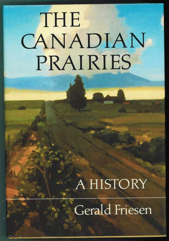 Image for The Canadian Prairies - A History