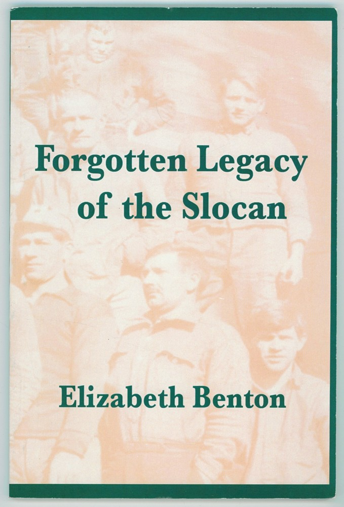 Image for Forgotten Legacy of the Slocan
