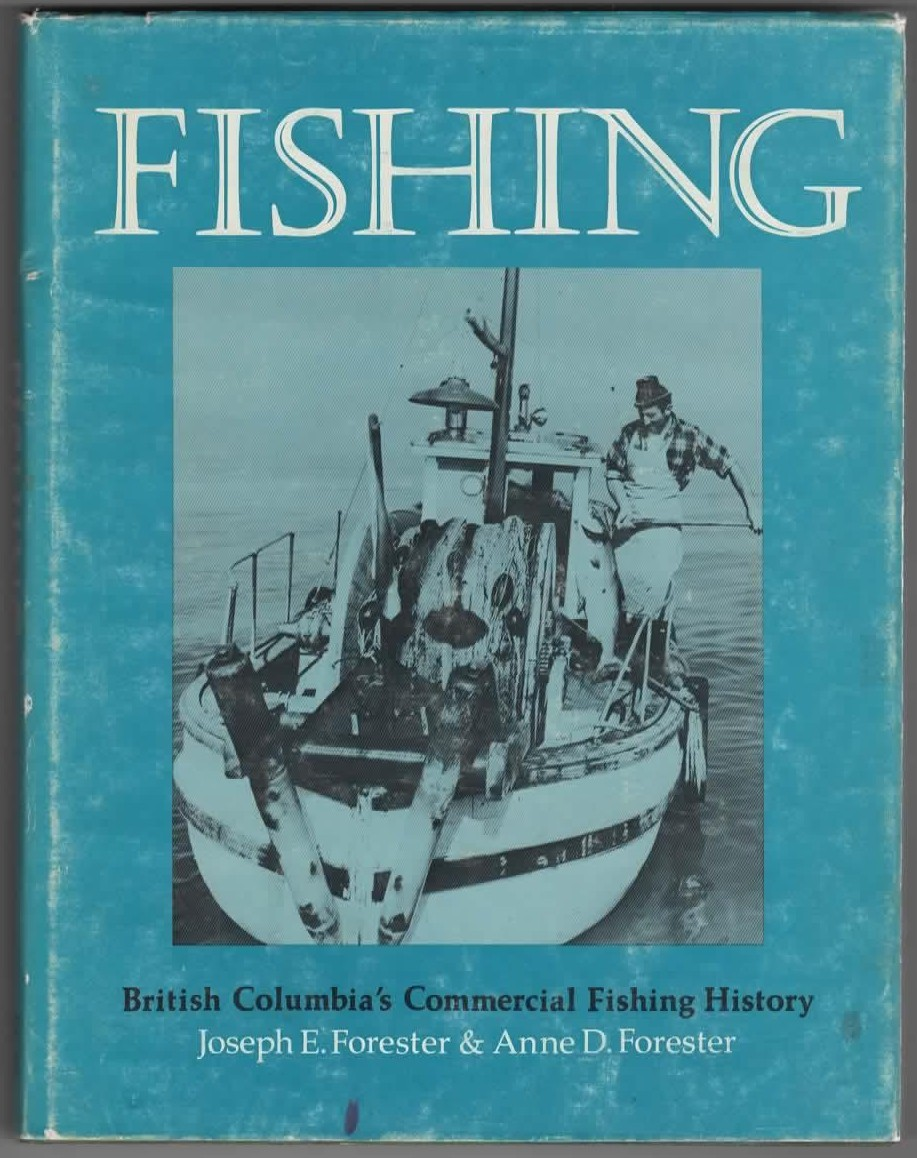 Image for Fishing  British Columbia's Commercial Fishing History