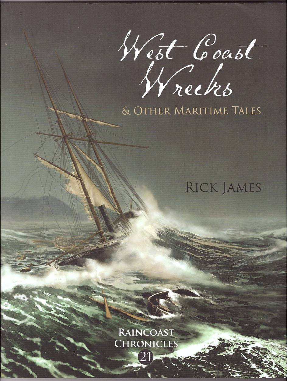 Image for West Coast Wrecks and Other Maritime Tales