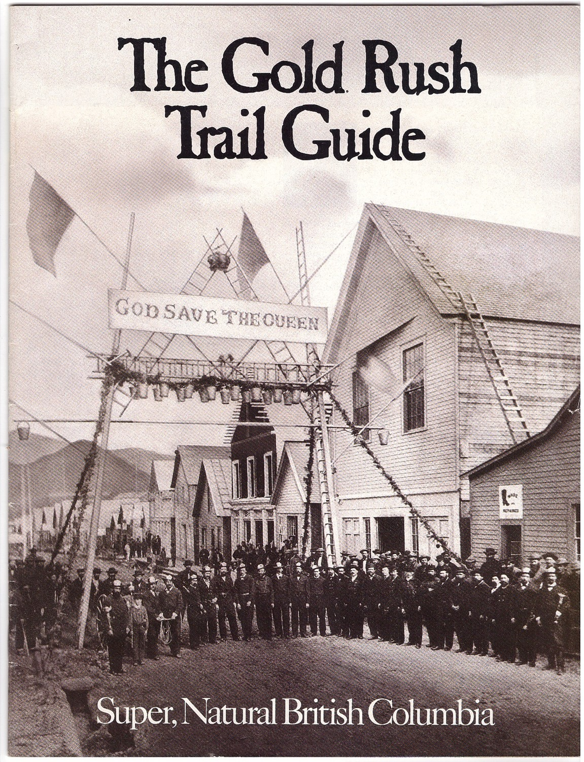 Image for The Gold Rush Trail Guide