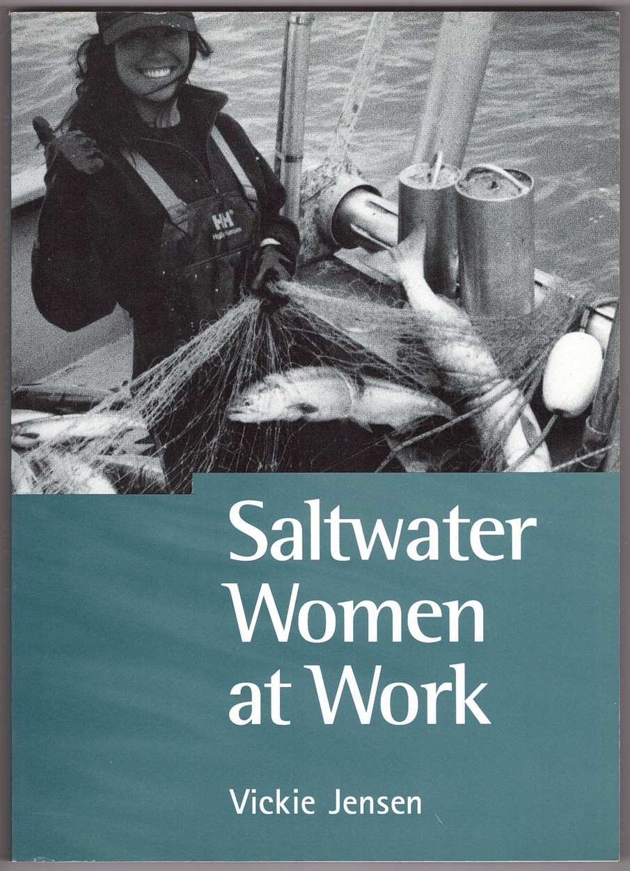 Image for Saltwater Women at Work  In Their Own Words