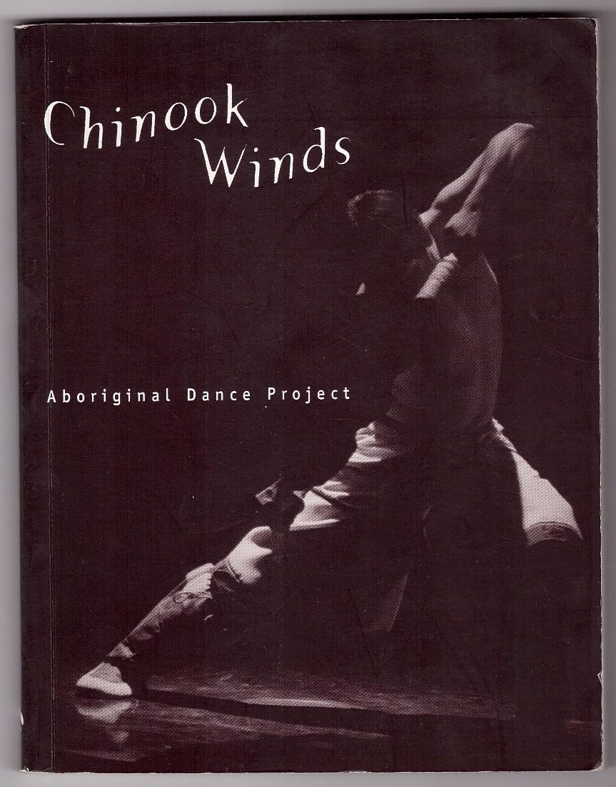 Image for Chinook Winds  Aboriginal Dance Project
