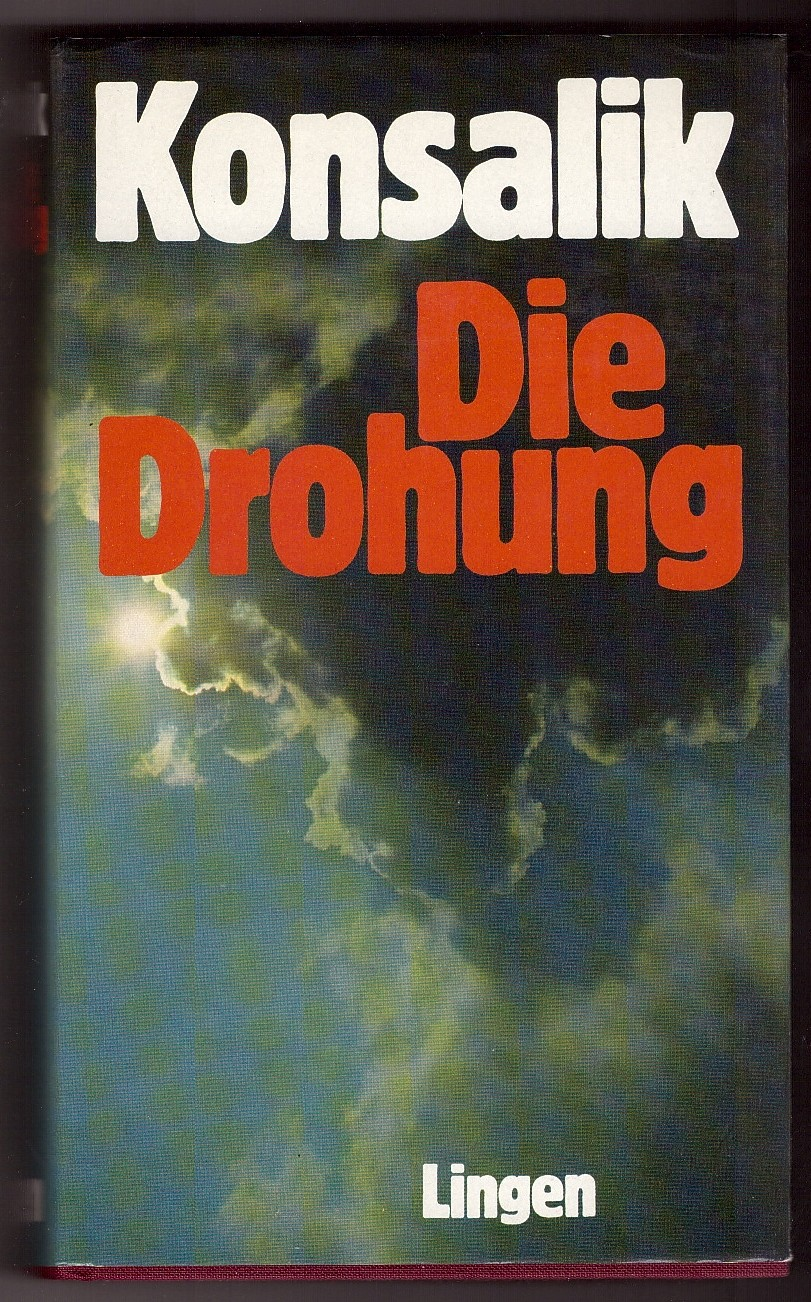 Image for Die Drohung  Roman