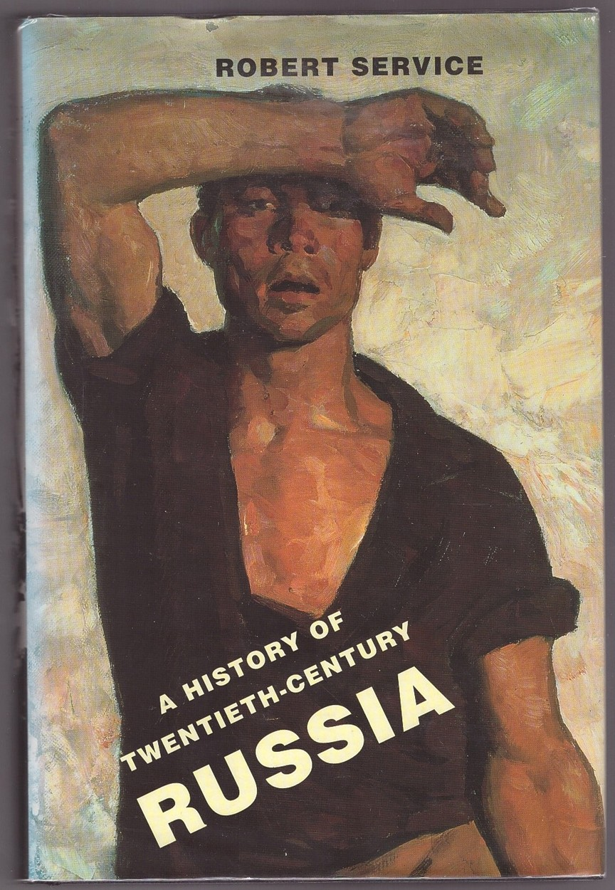 Image for A History of Twentieth-Century Russia