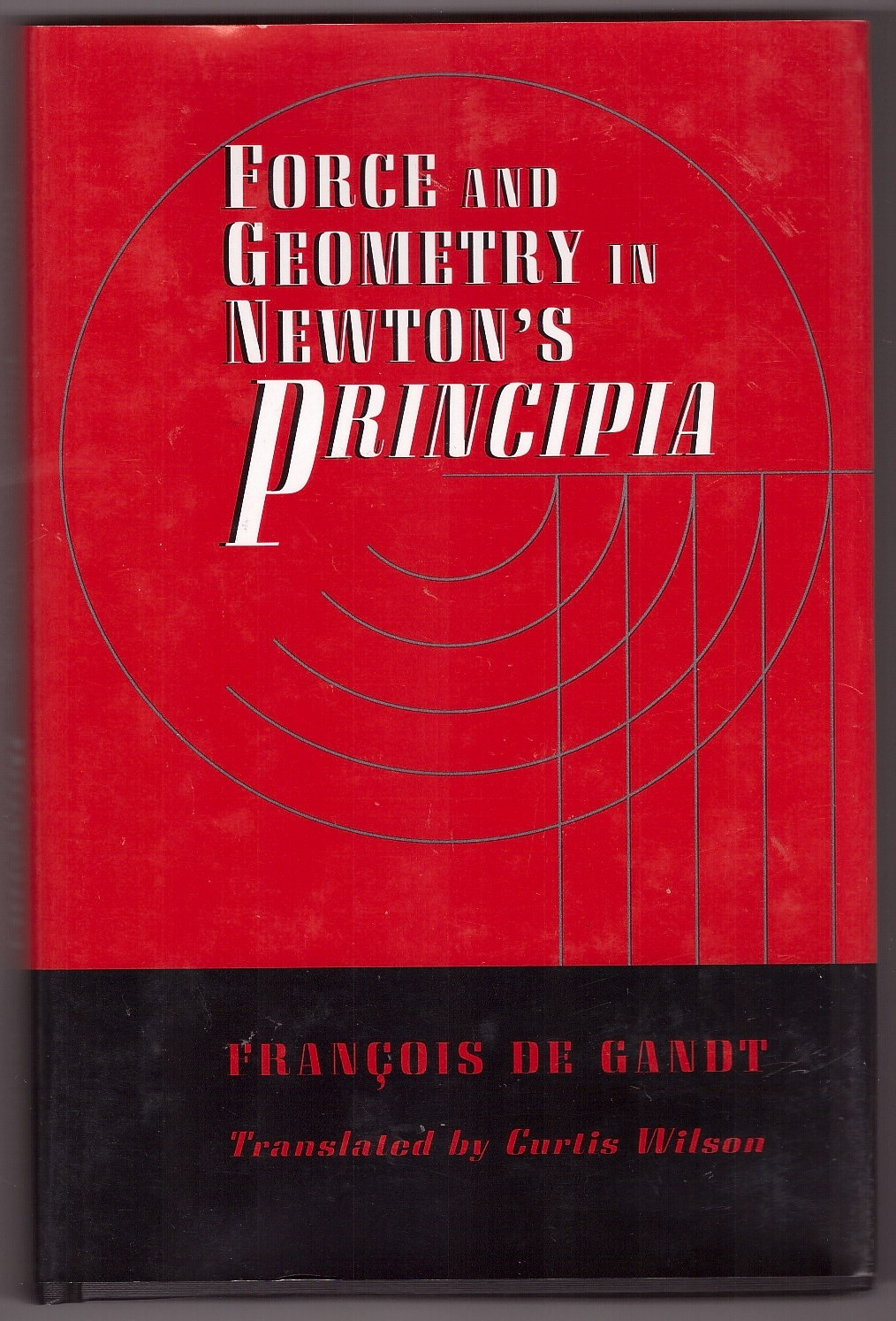 """Image for Force and Geometry in Newton's """"Principia"""""""