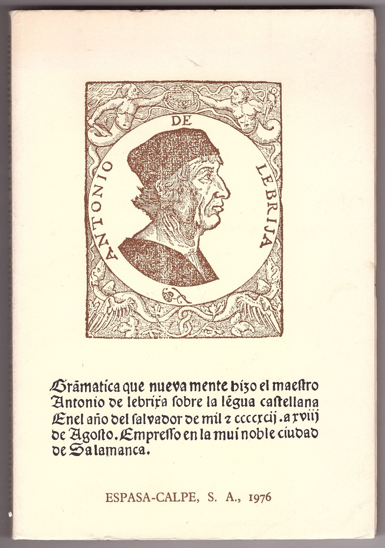 Image for Gramática de la Lengua Castellana