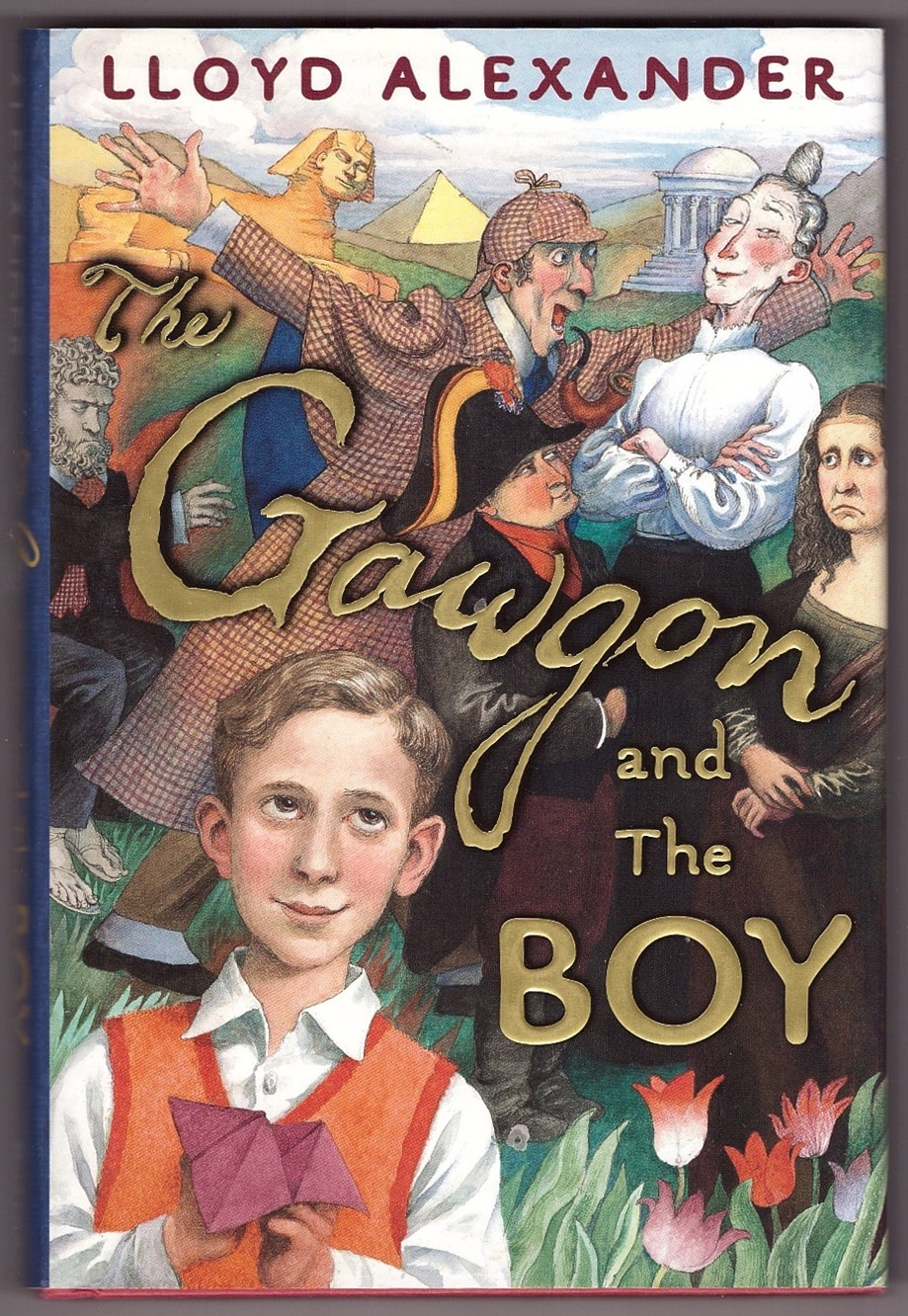 Image for The Gawgon and The Boy