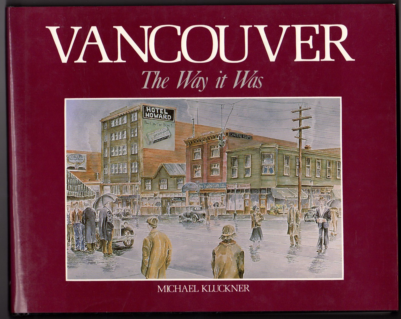 Image for Vancouver  The Way It Was