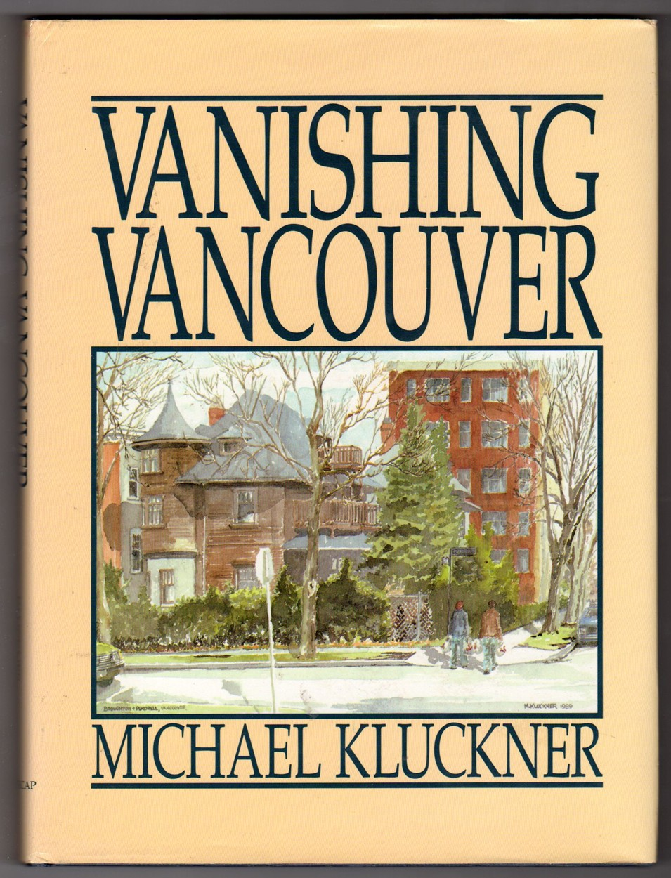 Image for Vanishing Vancouver