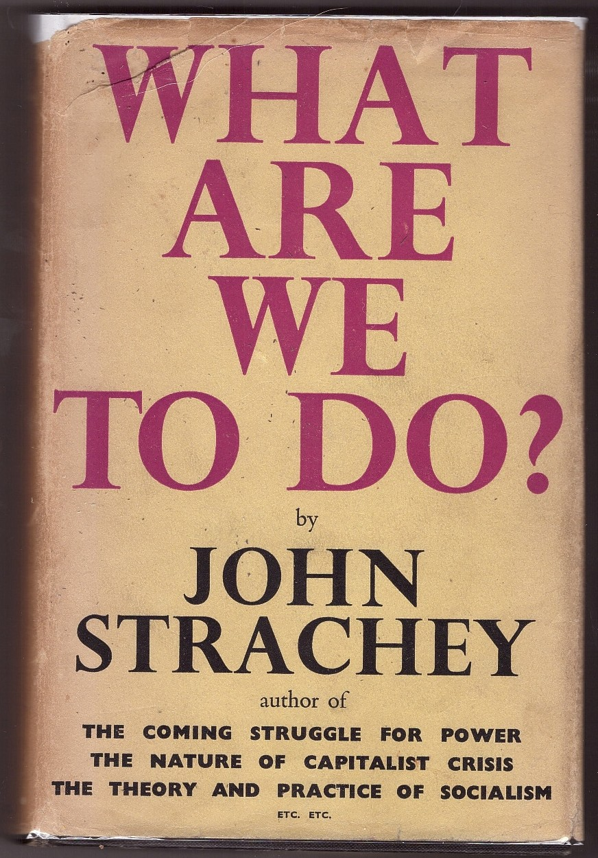 Image for What are we to do?