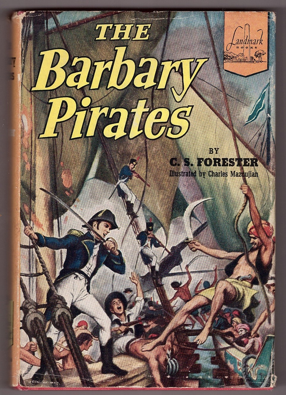 Image for The Barbary Pirates