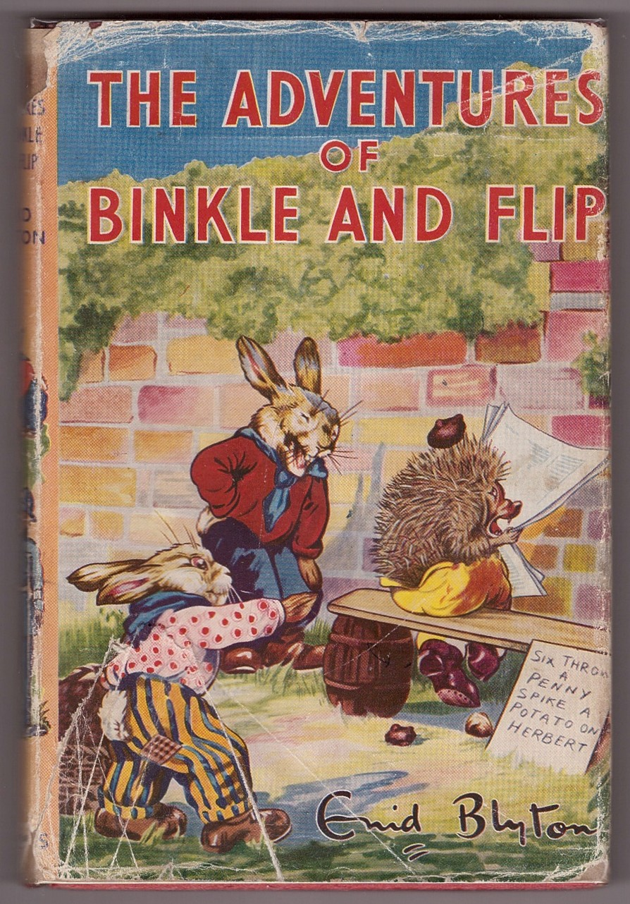 Image for The Adventures of Binkle and Flip