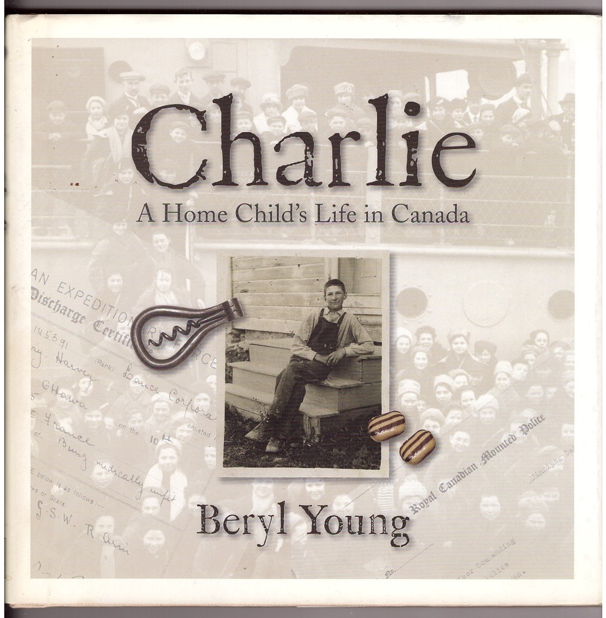 Image for Charlie  a Home Child's Life in Canada